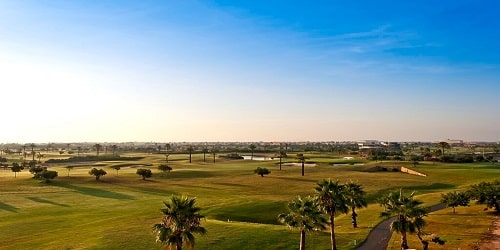 Roda Golf Course photo