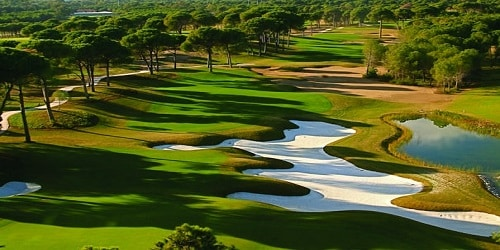 Montgomerie Maxx Royal Golf Club photo